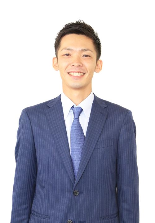 営業  西尾 勇介